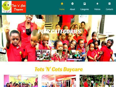Tots N Cots Daycare