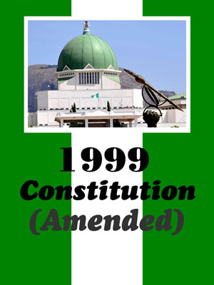 1999 Constitution (Amended)