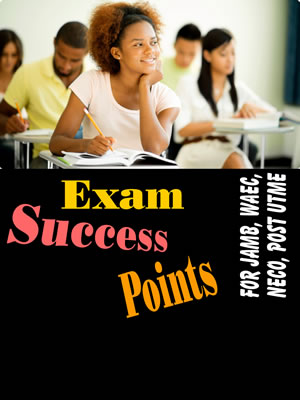 Exam Success Points